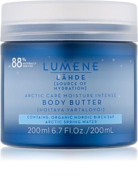 Lumene Lähde [Source of Hydratation] beurre corporel hydratation intense